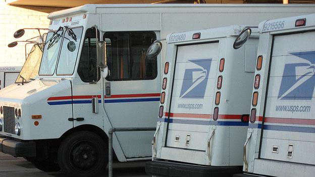 The U.S. Postal Service is proposing to do away with most Saturday mail delivery.