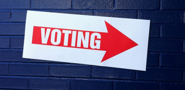 Early voting begins on Monday, come snow or shine.