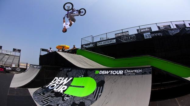 The Dew Tour, a national extreme sports event, is returning to Ocean City this summer.