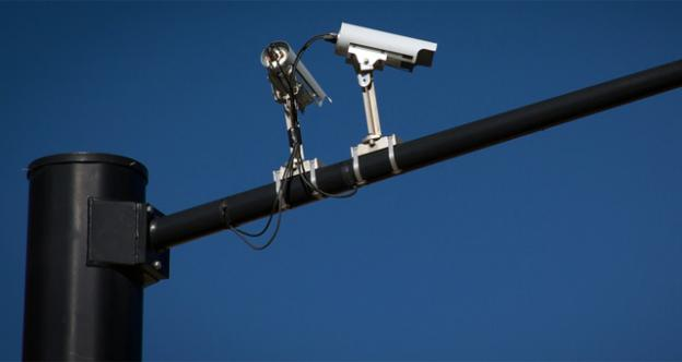 Maryland police have no intention to move an offending traffic camera.