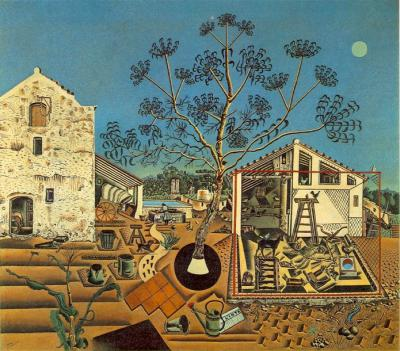 Get to know Joan Miro at the National Gallery of Art.