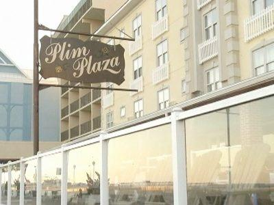 The owners of Plim Plaza deny liability for a rash of Legionnaires Disease cases that struck last year.
