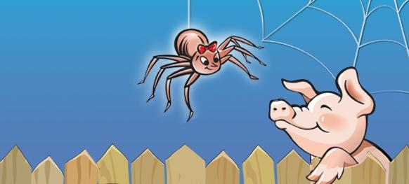 Charlotte's Web is spinning away in Arlington.