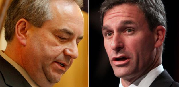 Both Lt. Gov. Bill Bolling and Attorney General Ken Cuccinelli think they can win over voters in a convention format.