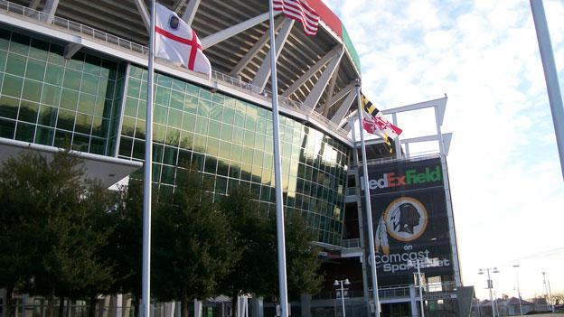 The Redskins say they stand to benefit from a gambling expansion in Maryland.