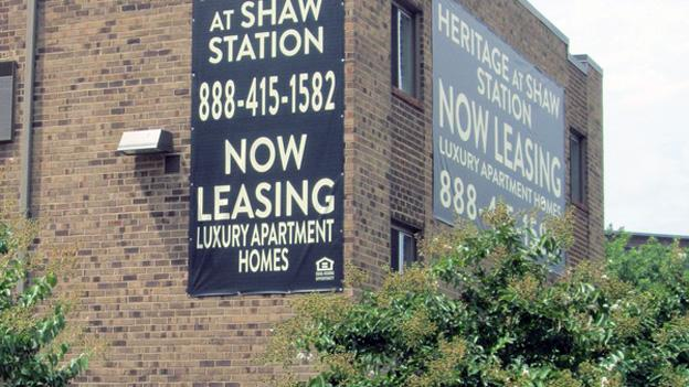 The Lincoln Westmoreland building is in the heart of Shaw's real estate boom.