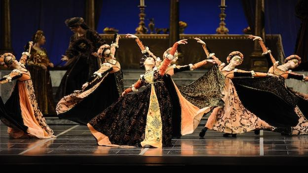 The San Francisco Ballet comes back to The Kennedy Center for the first time since 2008 with a mixed repertory program and performances of Romeo & Juliet.