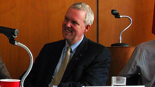 """Council member Tommy Wells says given the choice, he would eliminate council members' controversial """"constituent services funds"""" altogether."""