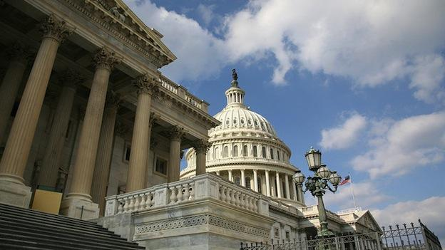 Lawmakers have until next week to avert a government shutdown.