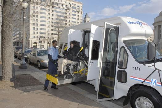 With demand for para-transit growing exponentially, Metro Access service needs to come up with a long-term strategy.