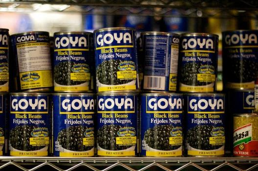 Goya Foods is donating food across the country, coinciding with the company's 75th anniversary.