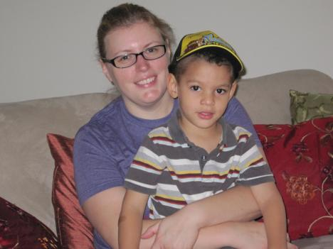 Brennen and his mom, Robinette Todd, have been through a lot together.
