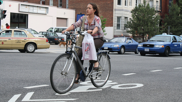 A new report concludes that D.C. has some of the safest roads in the nation, but bicyclist and pedestrian fatalities are still rising.