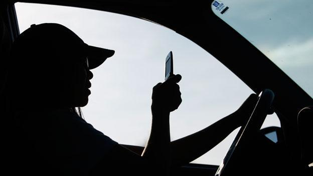 Many teen drivers admit that they are often distracted while driving.