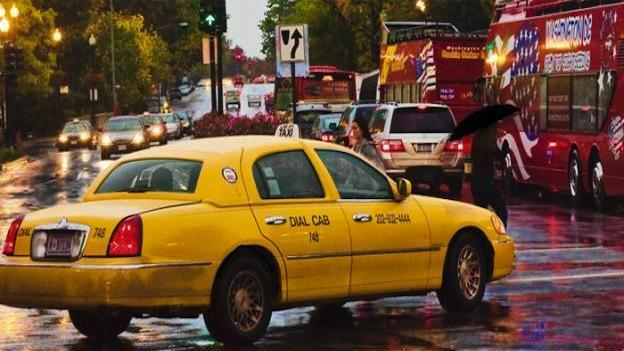 Some D.C. cab drivers say the transition to credit card payments is not going smoothly at all.