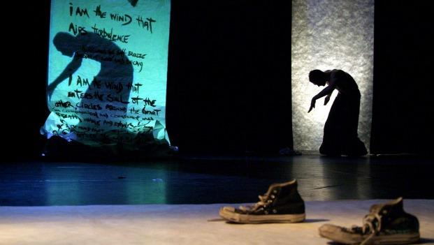 In What Did You Say?, French dancer and choreographer Brahim Bouchelaghem reflects on the experiences and inspirations that molded the man he is today.